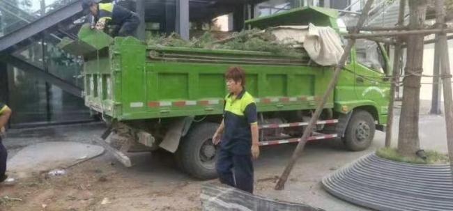 北京市拉渣土 拉垃圾 办理渣土消纳证 正规运输公司